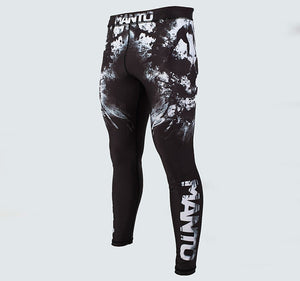 Manto Madness Grappling Spats - Front
