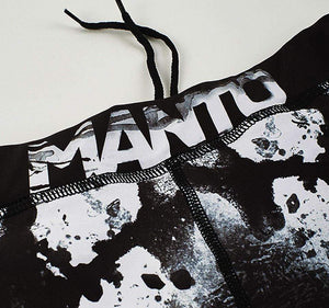 Manto Madness Grappling Spats - Waist