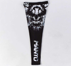 Manto Madness Grappling Spats - Side 2