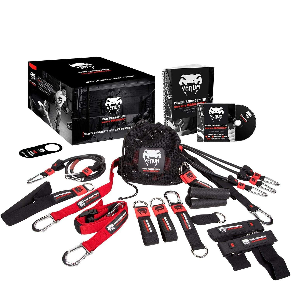 Venum Power Training System (Deluxe Box Set)