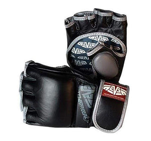 Seven Hybrid MMA Gloves Top and Bottom View 1