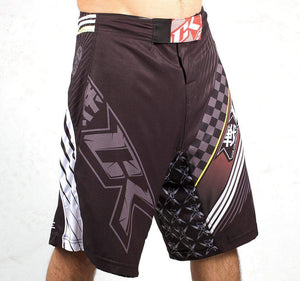 Contract Killer Speed Shorts Ultralight - Red - Right Side