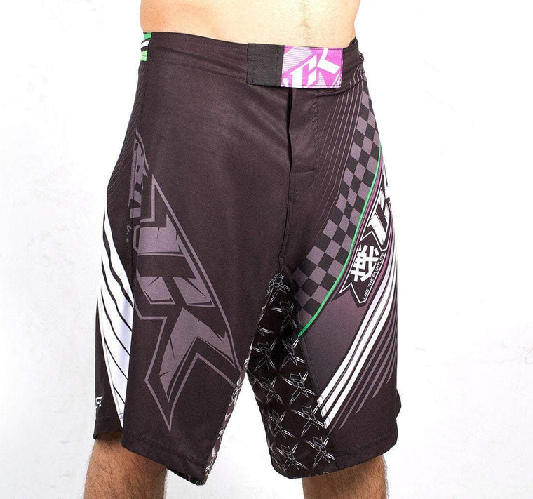 Contract Killer Speed Shorts Ultralight - Purple - Front