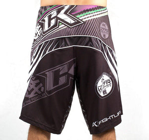 Contract Killer Speed Shorts Ultralight - Purple - Rear