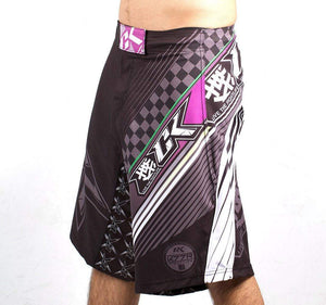 Contract Killer Speed Shorts Ultralight - Purple - Left Side
