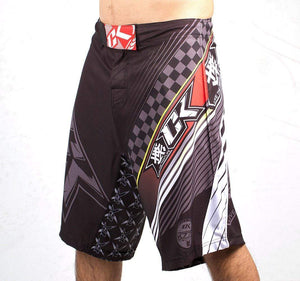 Contract Killer Speed Shorts Ultralight - Red - Left Side