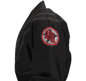 Break Point Gi Standard Kids Gi Color Black Left Jacket View