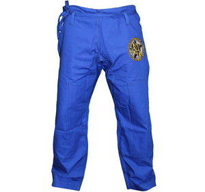 Break Point Standard Blue Pants Front View