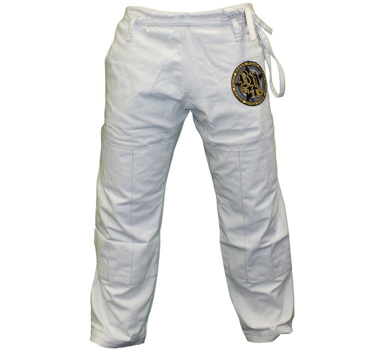 Break Point Standard Pants Color White Front
