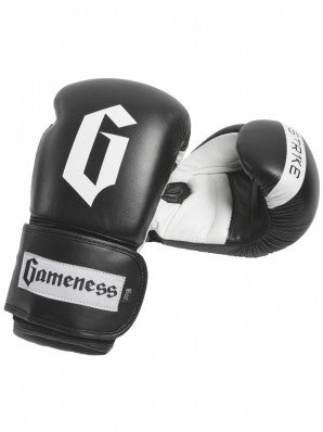 Gameness Strike Boxing Glove - Black
