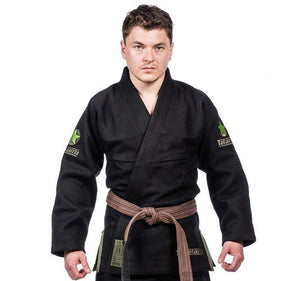 Tatami The Tank BJJ Gi - Black - Front