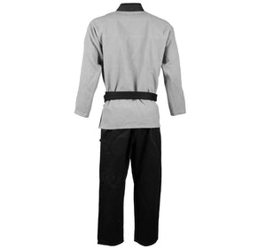 Tatami Inverted Gi - Grey/Black Rear