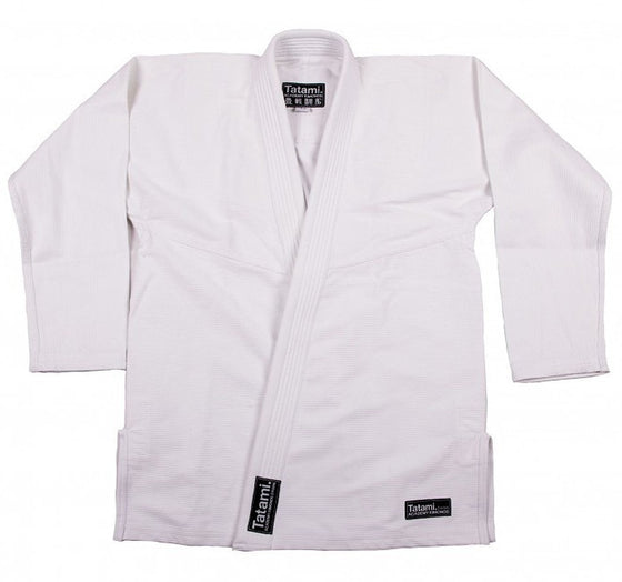 Tatami Academy Fundamental BJJ Gi - White - Jacket