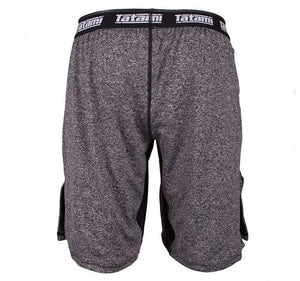 Tatami Tri-Chrome Grappling Shorts - Back