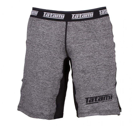Tatami Tri-Chrome Grappling Shorts - Front