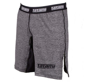 Tatami Tri-Chrome Grappling Shorts - Side