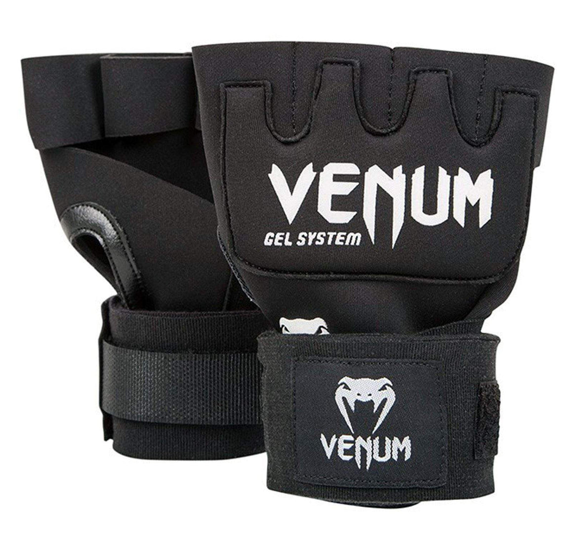 Venum Kontact Gel Glove Wraps Front and Back View
