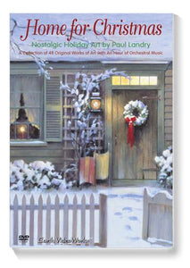 Home For Christmas Ambient DVD