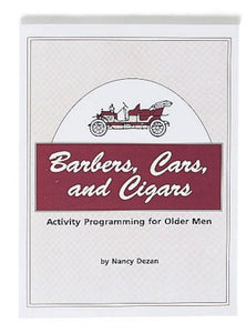 Barbers Cars And Cigars Book