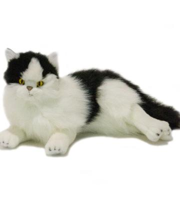 Woodrow 36 cm Long Haired Cat