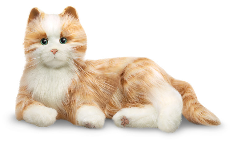 Ageless Innovations Companion Pet/Orange Tabby Cat