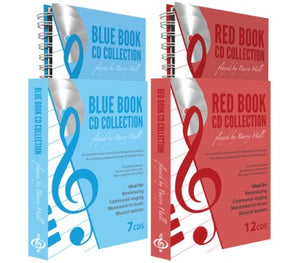 Blue Book and Red Book CD Collections BUNDLE