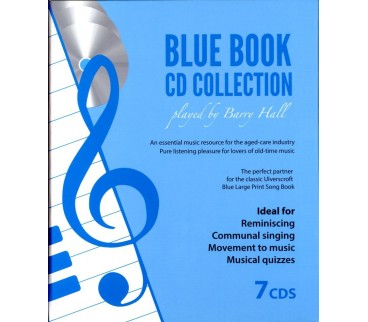 Blue Book CD Collection
