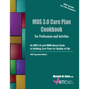 Care Planning Cookbook 6th Edition