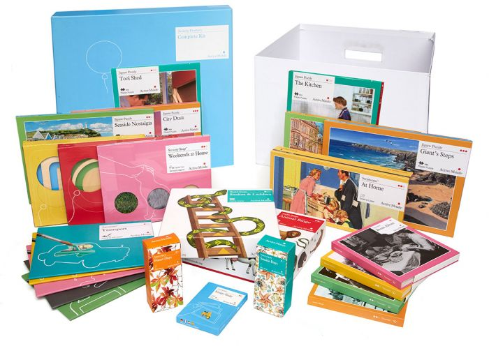 Care Home Packs/The Starter Kit