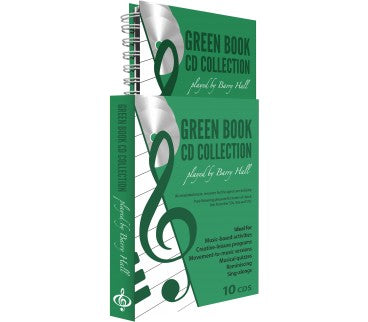 Green Book CD Collection