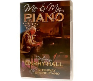 Me And My Piano (Barry Hall OAM)