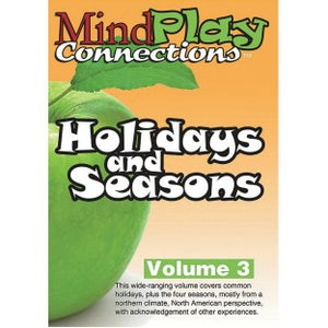 Mindplay Connections - Volume 3 DVD