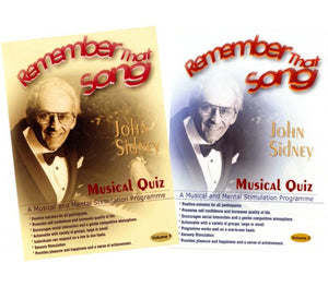 Remember That Song Musical Quizzes BUNDLE