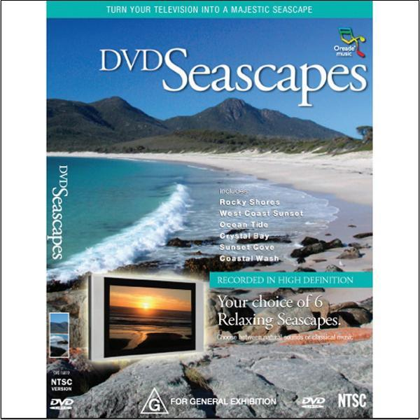 Seascapes DVD