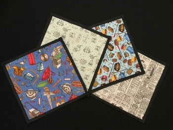 Men's Reminiscing Mats - Series 3 - Limited Edition