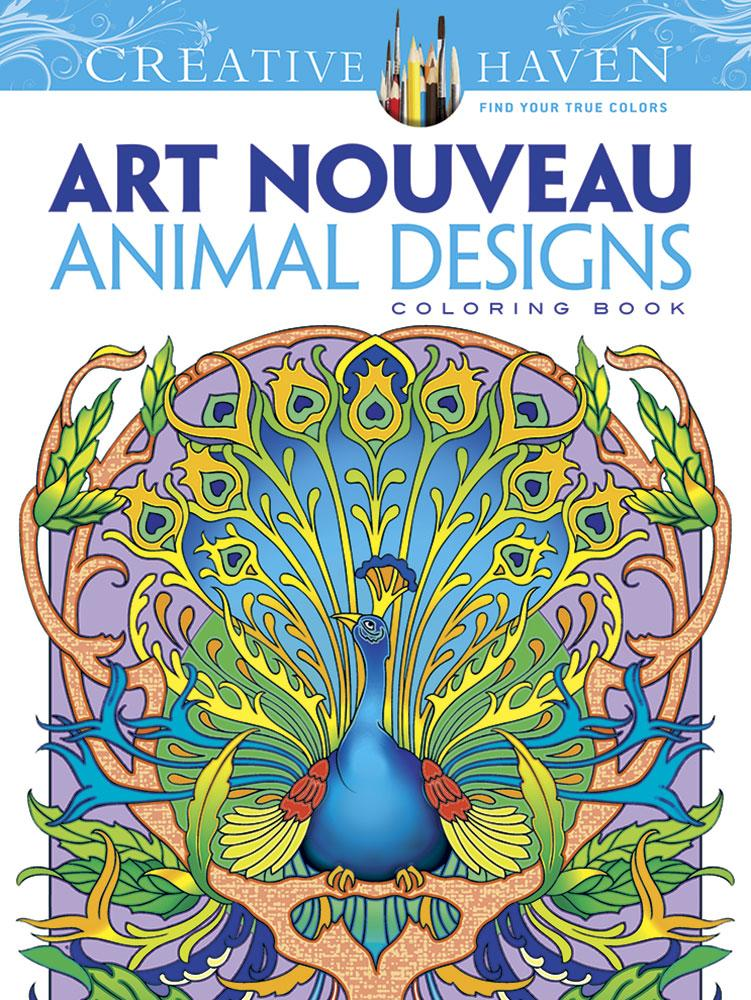 Art Nouveau Animal Designs
