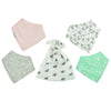 Sincere Elephant Bandana Bib Set