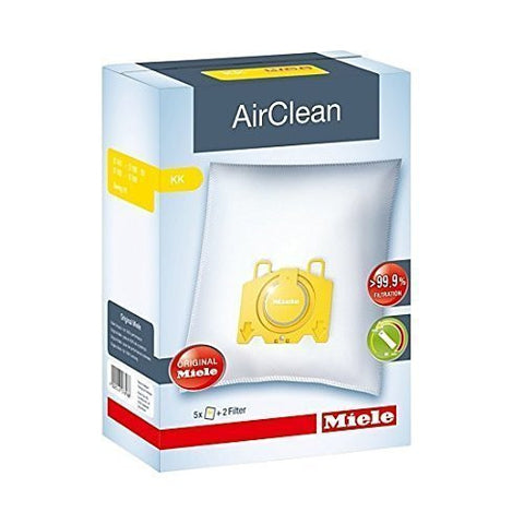 Type K Miele intensive clean plus FilterBags