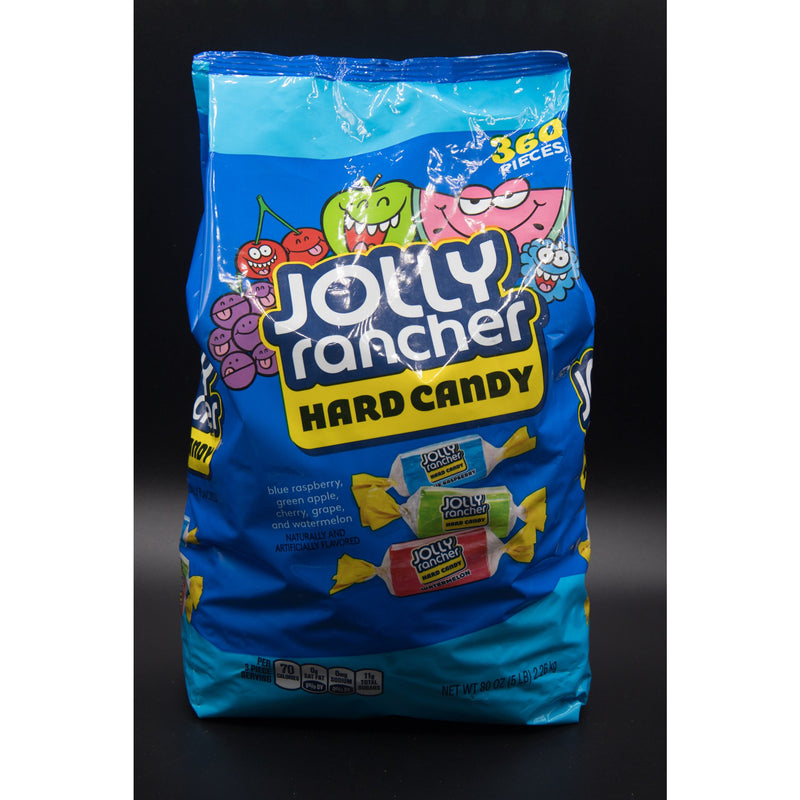 Jolly Rancher Hard Candy GIANT BAG (360 Pieces) 2.26kg (USA)