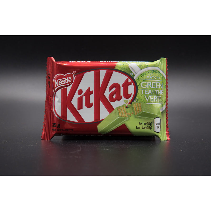 Kit Kat Green Tea Matcha Bar