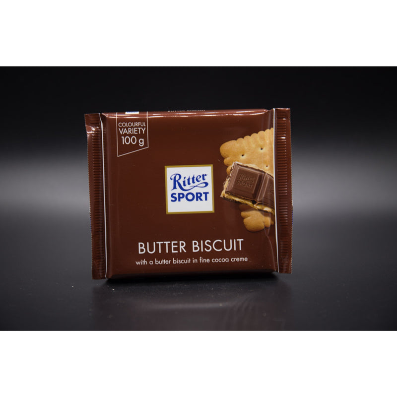 Ritter Sport (Butter Biscuit)