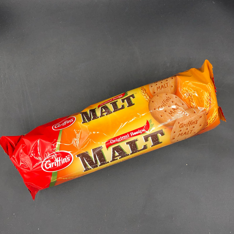 Griffin's Original Recipe Malt Biscuits 250g (NZ)