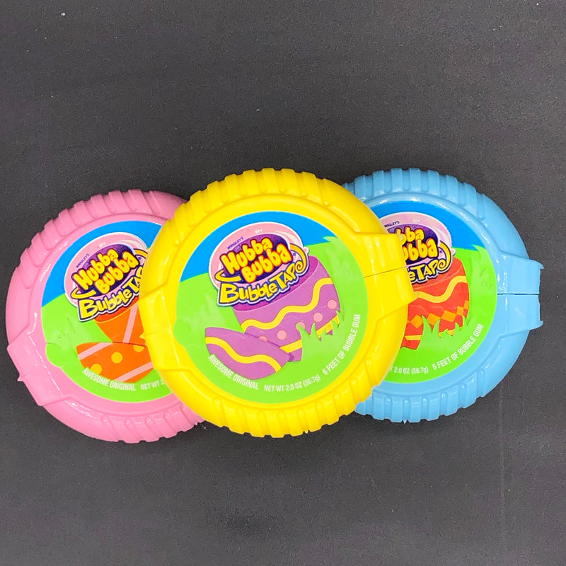 Hubba Bubba Bubble Tape Easter Edition - Awesome Original 56g - Various Colours (USA)
