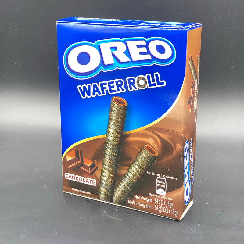 Oreo Wafer Roll Chocolate - 3x Go-Pack! 54g (ASIA)
