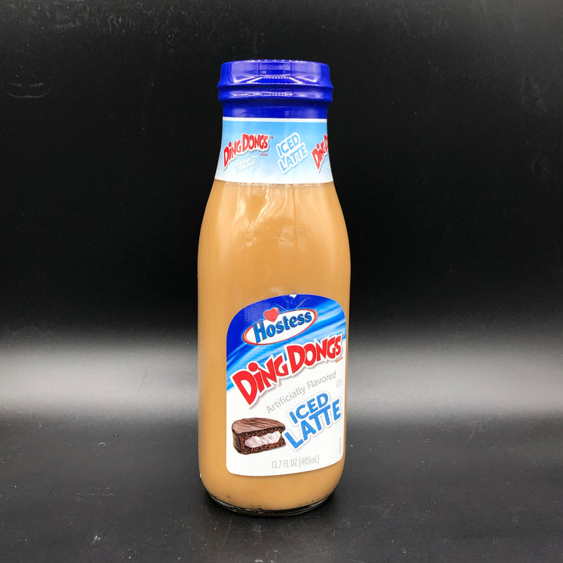 Hostess Ding Dongs Iced Latte 405ml (USA) NEW
