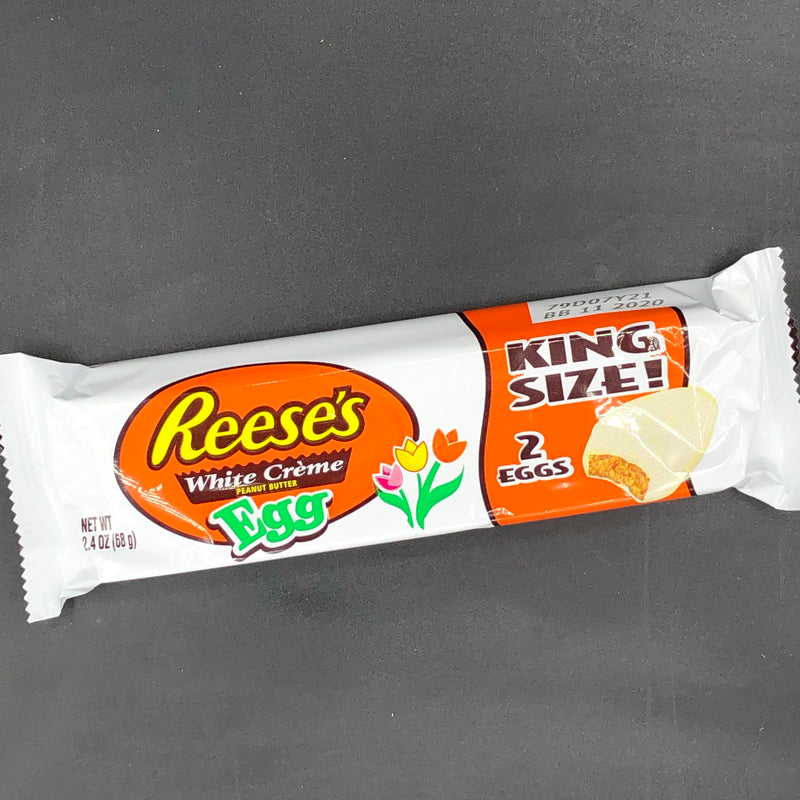 Reese's Peanut Butter Egg White Chocolate King Size 68g (USA)