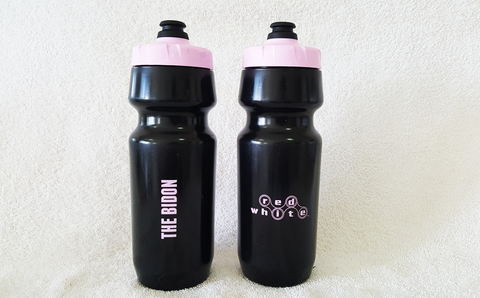 The BIDON (Pink/Black) - 24oz / 700ml - RedWhite Apparel   - 1