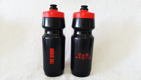 The BIDON (Red/Black) - 24oz / 700ml - RedWhite Apparel   - 1