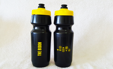 The BIDON (Yellow/Black) - 24oz / 700ml - RedWhite Apparel   - 1