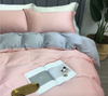 60's Tencel™ Full Bed Set_Double Solid Color